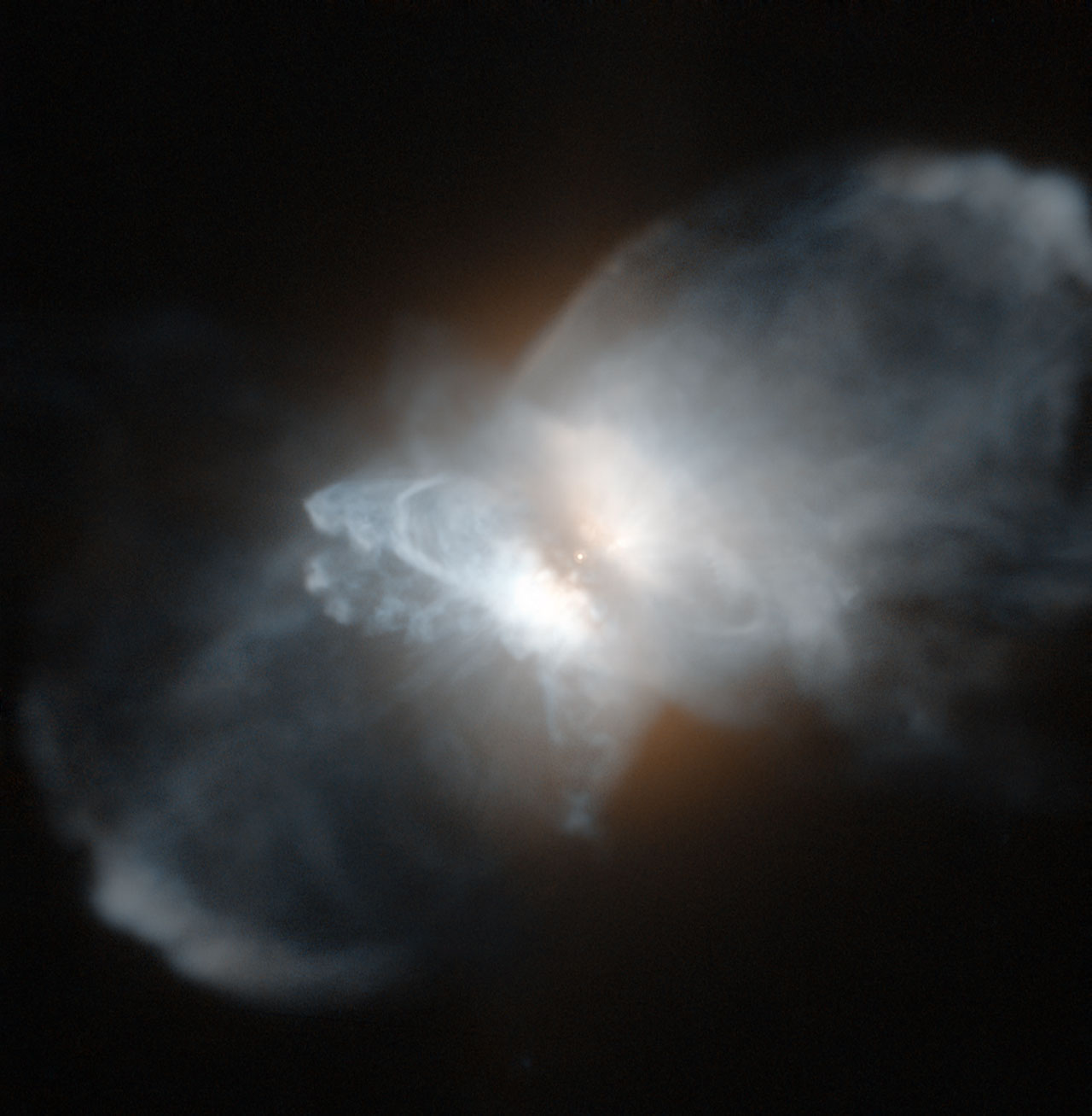 The Frosty Leo Nebula