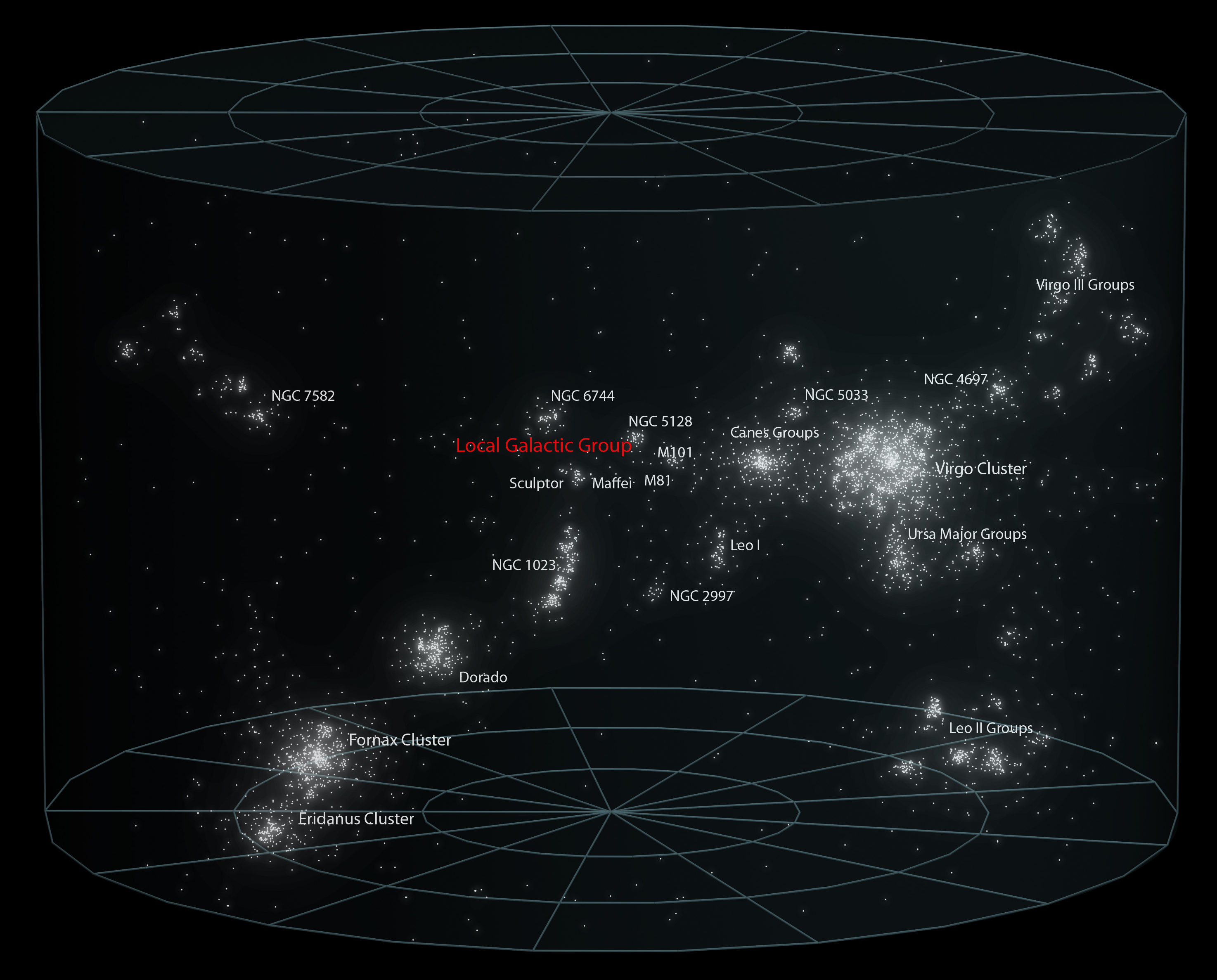 Galaxy-Clusters-around-the-Local-Group
