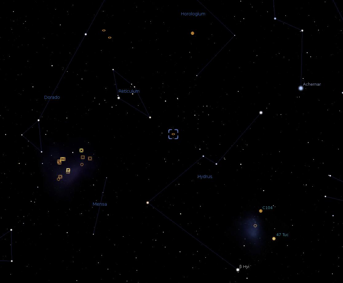 NGC1313-Reticulum