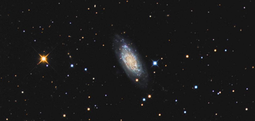 NGC6015 – Első bevetésen a 300/1200-as Newton távcső